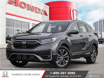 2021 Honda CR-V Sport (Stk: 21395) in Cambridge - Image 1 of 24