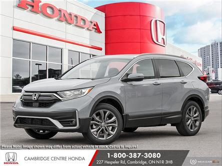 2021 Honda CR-V Sport (Stk: 21403) in Cambridge - Image 1 of 24