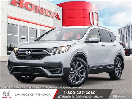 2021 Honda CR-V Sport (Stk: 21387) in Cambridge - Image 1 of 24
