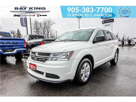 2014 Dodge Journey CVP/SE Plus (Stk: 7120RA) in Hamilton - Image 1 of 27