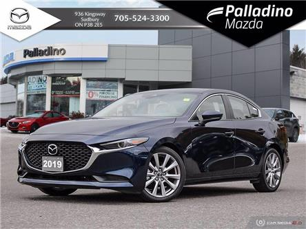 2019 Mazda Mazda3 GT (Stk: 7455) in Greater Sudbury - Image 1 of 32