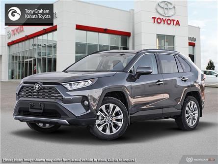2021 Toyota RAV4 Limited (Stk: 90846) in Ottawa - Image 1 of 24