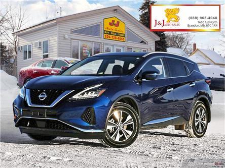 2019 Nissan Murano SV (Stk: J2089-1) in Brandon - Image 1 of 27