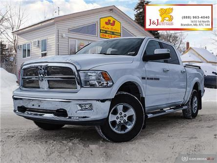2012 RAM 1500 Laramie (Stk: J2010) in Brandon - Image 1 of 27