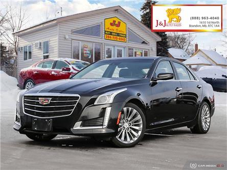 2015 Cadillac CTS 3.6L Luxury (Stk: J2091) in Brandon - Image 1 of 27