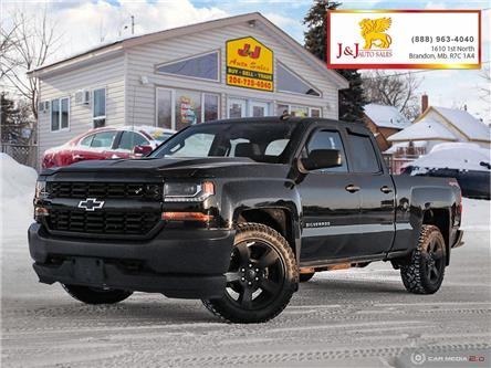 2016 Chevrolet Silverado 1500 LS (Stk: J2108) in Brandon - Image 1 of 27