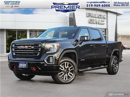 2020 GMC Sierra 1500 AT4 (Stk: P19581) in Windsor - Image 1 of 27
