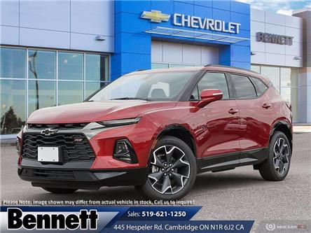 2021 Chevrolet Blazer RS (Stk: 210208) in Cambridge - Image 1 of 23