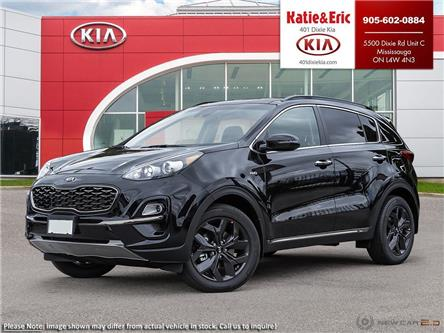 2021 Kia Sportage EX S (Stk: ST21016) in Mississauga - Image 1 of 23