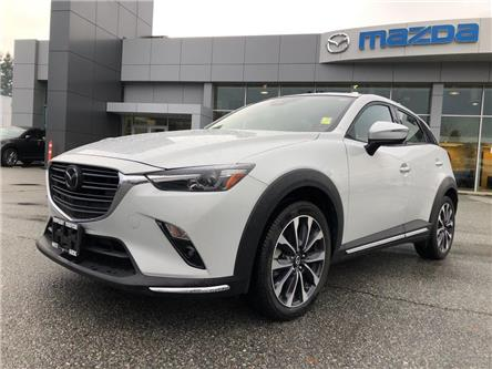 2019 Mazda CX-3 GT (Stk: P4358) in Surrey - Image 1 of 15