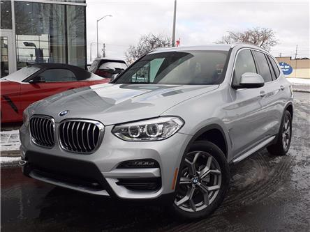 2021 BMW X3 xDrive30i (Stk: 14007) in Gloucester - Image 1 of 27