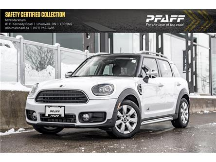 2017 MINI Countryman Cooper (Stk: O13747) in Markham - Image 1 of 22
