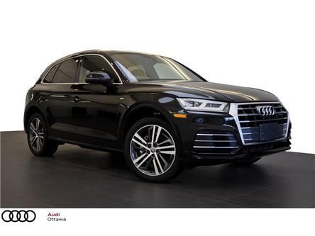 2018 Audi Q5 2.0T Progressiv (Stk: PA777) in Ottawa - Image 1 of 22