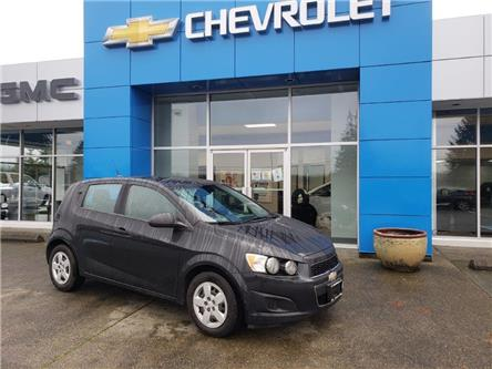 2013 Chevrolet Sonic LS Auto (Stk: DP2060) in Port Alberni - Image 1 of 12