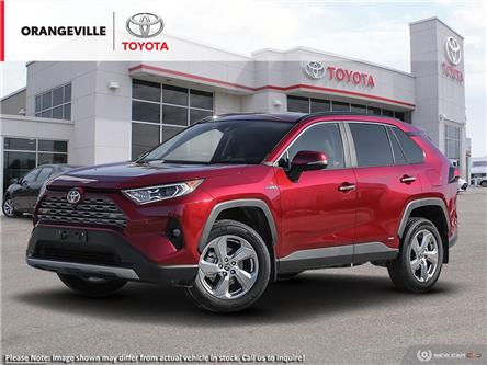 2021 Toyota RAV4 Hybrid Limited (Stk: 21133) in Orangeville - Image 1 of 23