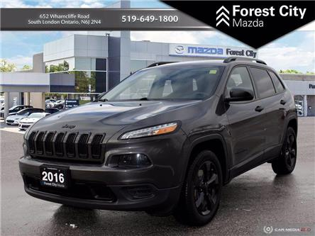 2016 Jeep Cherokee Sport (Stk: PM0223) in London - Image 1 of 14
