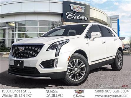 2021 Cadillac XT5 Premium Luxury (Stk: 21K013) in Whitby - Image 1 of 26
