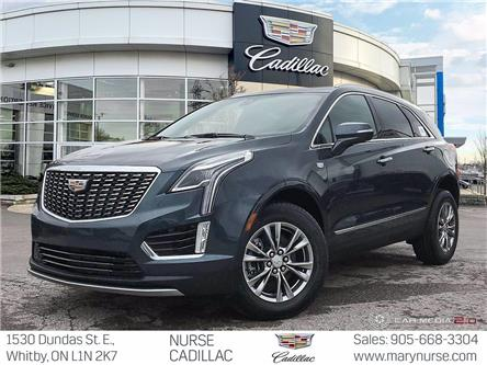 2021 Cadillac XT5 Premium Luxury (Stk: 21K025) in Whitby - Image 1 of 26