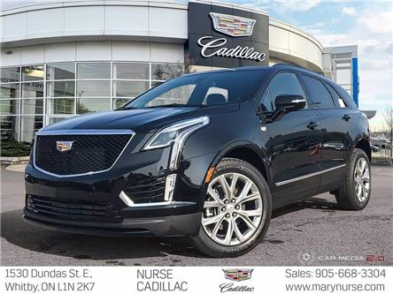 2021 Cadillac XT5 Sport (Stk: 21K011) in Whitby - Image 1 of 26