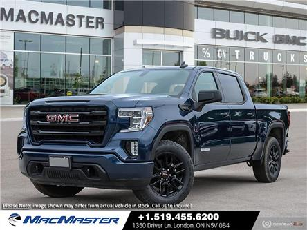 2021 GMC Sierra 1500 Elevation (Stk: 210228) in London - Image 1 of 23