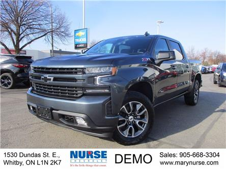 2021 Chevrolet Silverado 1500 RST (Stk: 21P042) in Whitby - Image 1 of 28