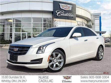 2015 Cadillac ATS 2.0L Turbo Luxury (Stk: 20K095A) in Whitby - Image 1 of 26