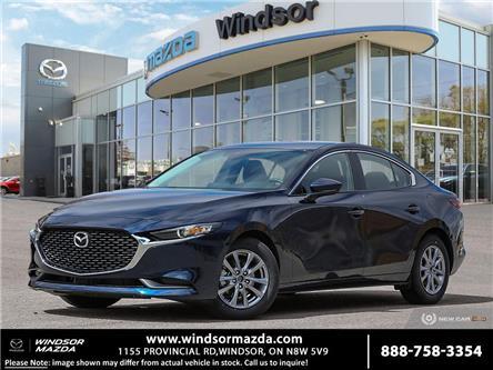 2021 Mazda Mazda3 GX (Stk: M33090) in Windsor - Image 1 of 23