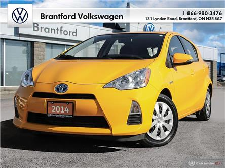 2014 Toyota Prius Base (Stk: TI20583A) in Brantford - Image 1 of 22