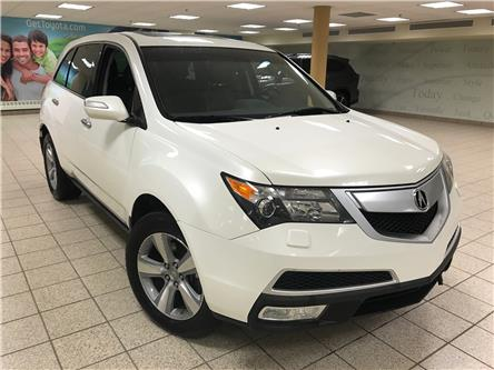 2012 Acura MDX Technology Package (Stk: 210219A) in Calgary - Image 1 of 11