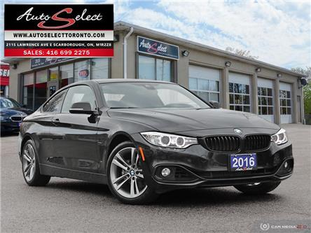 2016 BMW 428 xDrive (Stk: 1X4PC12) in Scarborough - Image 1 of 29