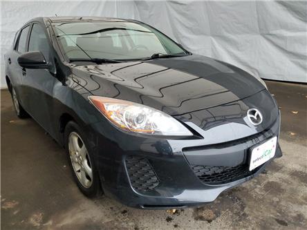 2013 Mazda Mazda3 GX (Stk: IU2094) in Thunder Bay - Image 1 of 9