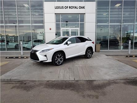 2018 Lexus RX 350 Base (Stk: L21090A) in Calgary - Image 1 of 22