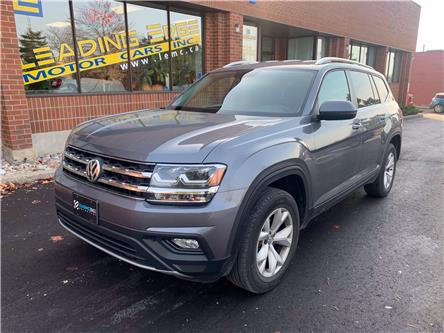 2019 Volkswagen Atlas 3.6 FSI Comfortline (Stk: 18578) in Woodbridge - Image 1 of 3