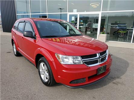 2014 Dodge Journey CVP/SE Plus (Stk: 20-285A Ingersoll) in Ingersoll - Image 1 of 28