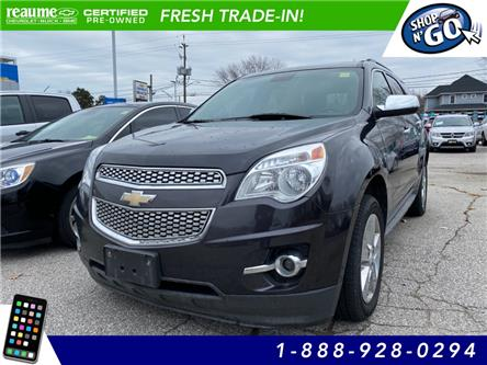 2013 Chevrolet Equinox 2LT (Stk: 20-0761B) in LaSalle - Image 1 of 2