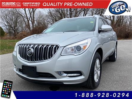 2014 Buick Enclave Convenience (Stk: 20-0799A) in LaSalle - Image 1 of 23