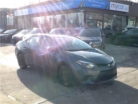 2016 Toyota Corolla CE (Stk: 201235) in North Bay - Image 1 of 20
