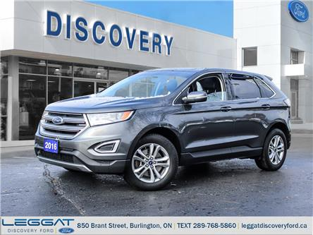 2016 Ford Edge SEL (Stk: 16-59504-T) in Burlington - Image 1 of 23