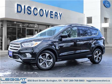 2018 Ford Escape SEL (Stk: 18-76707-L) in Burlington - Image 1 of 26