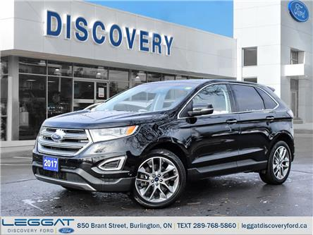 2017 Ford Edge Titanium (Stk: 17-44832-L) in Burlington - Image 1 of 24
