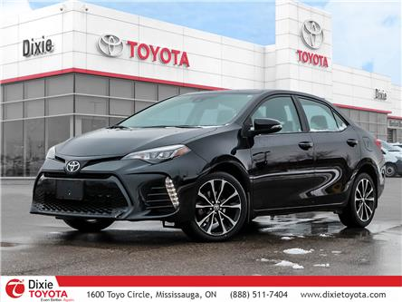 2018 Toyota Corolla SE (Stk: 72456) in Mississauga - Image 1 of 30