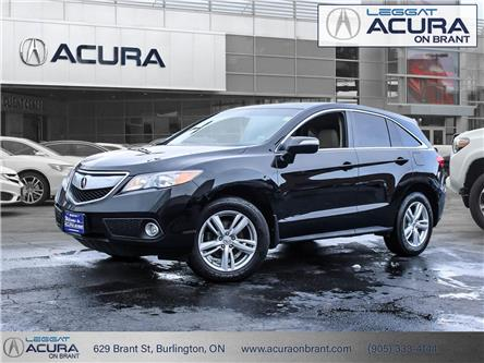 2015 Acura RDX Base (Stk: 20482A) in Burlington - Image 1 of 25