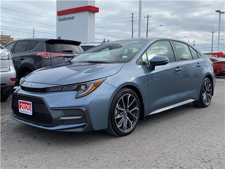 2020 Toyota Corolla XSE (Stk: W5213) in Cobourg - Image 1 of 27