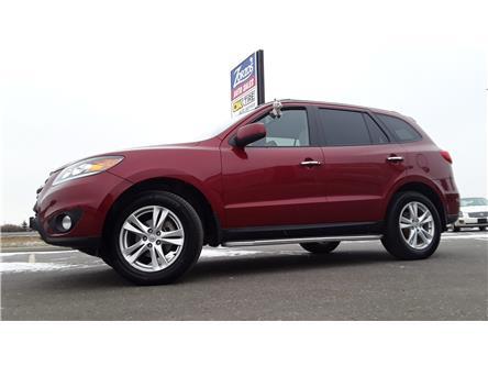 2012 Hyundai Santa Fe Limited 3.5 (Stk: P752) in Brandon - Image 1 of 29