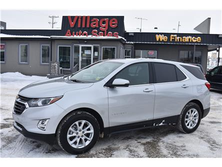2019 Chevrolet Equinox LT (Stk: P38117) in Saskatoon - Image 1 of 22