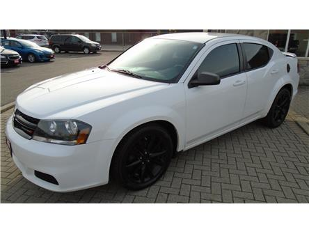 2013 Dodge Avenger Base (Stk: 5345A) in Sarnia - Image 1 of 12