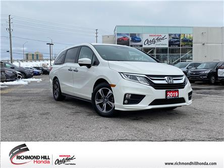 2019 Honda Odyssey EX (Stk: 2259P) in Richmond Hill - Image 1 of 23