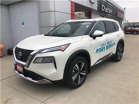2021 Nissan Rogue Platinum (Stk: M0001) in Chatham - Image 1 of 5