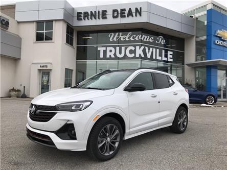 2021 Buick Encore GX Essence (Stk: 15572) in Alliston - Image 1 of 21