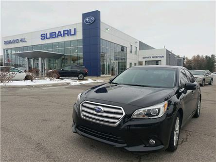 2017 Subaru Legacy 2.5i Touring (Stk: LP0489) in RICHMOND HILL - Image 1 of 11